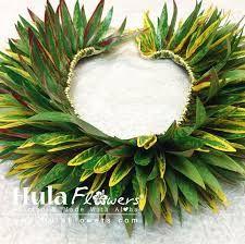 Image result for haku lei                                                                                                                                                      More Hawaiian Art, Hawaiian Flowers, Hawaiian Leis, Graduation Images, Graduation Leis, Money Lei, Tahitian Costumes, Ribbon Lei, Flower Lei
