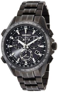 men watches: Review for SEIKO ASTRON SBXB009