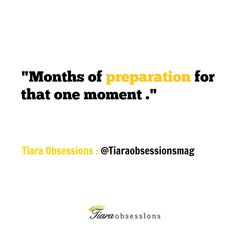 Tiara Obsesions Quotes #tiaraobsessions #pageants #sashes #crowns #quotes #tiaralife