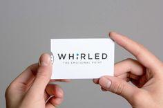 WHIRLED (Los Angeles) 3 (Identity, Print, Web) by Lo Siento Studio, Barcelona