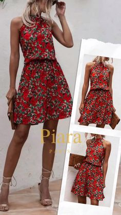 Mode Outfits, Mode Style, Casual Chic, Dress To Impress, Casual Dresses, Womens Fashion, Fashion Trends, Summer Outfits, The Dress