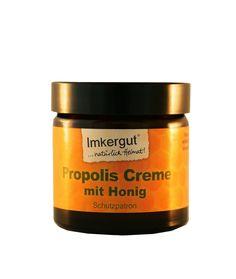Propolis-Produkt vom Bioland-Imker aus dem Schwarzwald. Ideal bei gereizter Problemhaut oder stark beanspruchten Hautpartien, garantiert ohne Farb-, Duft- und Konservierungsstoffe