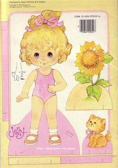 Paper Doll (arašídové máslo želé): Naver blog