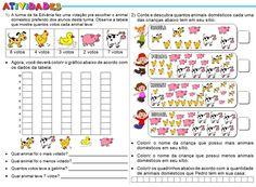 Imagem relacionada Elementary Math, Homeschool, Bullet Journal, Study, Education, Blog, Veronica, Matter Activities, Preschool Literacy Activities