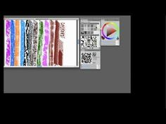 Corel Painter 12 - Using Paper Textures in Painting - YouTube