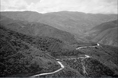 Carretera Caracas - La Guiara