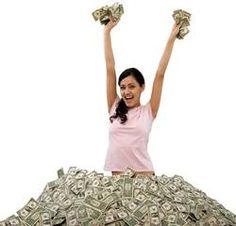 UNEXPECTED AND HAPPY FINANCIAL SURPRISES INCREASE MY WEALTH EVERY DAY!