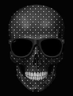 Skull Luxury Diamond by Russ Bijoux Or Rose, Skull Artwork, Candy Skulls, Sugar Skulls, Skull Wallpaper, Skull Mask, Flower Skull, Human Skull, Skull Design