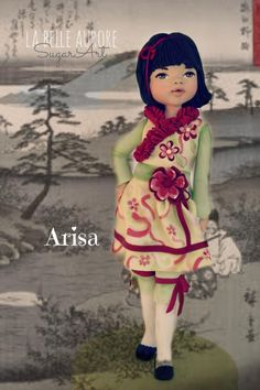 Arisa... by La Belle Aurore