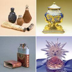 Perfume: A History of Seduction and Power -- El perfume, una historia de seducción y poder #perfume #luxury   #lujo