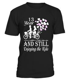 13th Wedding Anniversary Gifts T-Shirt Perfect Couple Shirt