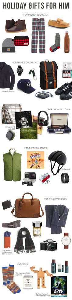 The Steele Maiden   Holiday #giftguide for Him