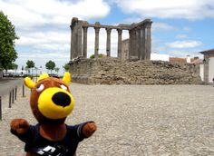 John Varley and Zippy take a trip to Portugal in April Portugal In April, Walkabout, Crocheting, Take That, Spaces, Crochet, Chrochet, Crochet Crop Top, Weaving