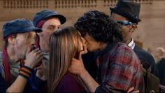 Moose and Camille from step up: 3D  P.S. they r making a step up 5, itll be out on july 25 this year