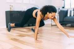 14 New Workout Ideas That Will Make You Love Exercise. If you do the same workout day after day, even the most inspiring practice or scenic run can start to feel stale. Not only that, but your body also becomes. Bear Crawl, Workout Days, Pilates Reformer, Medicine Ball, Natural Health Remedies, Best Stretches, How To Run Faster, Belly Dance, Back Pain