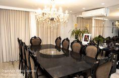 Sala de Jantar! By Marina Salomão Arquitetura e Interiores