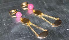 Bastet bijoux SS15/16 #fashion #fashionista #bbastet #bastet #bijoux #boucles #jewelery #summer #jade