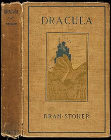 Bram Stoker's. Forget Twilight, people. This is the real deal. Very sensual reading experience. My heart raced.