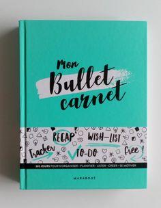 Bullet Journal Cocon Doré