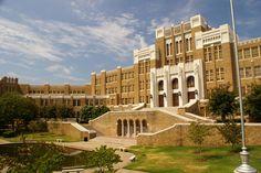 Saved: Little Rock Central High School (Photo: Walter Land)