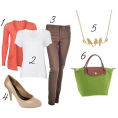 Spring Business Casual by formosaspain on Polyvore
