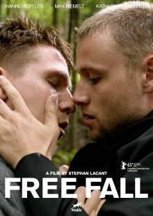 It's been called the German Brokeback Mountain for its portrayal of forbidden love between two police cadets.