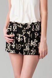Sanford Printed Shorts