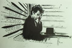Tom Waits by Perplexity66.deviantart.com on @deviantART