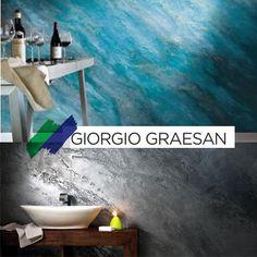 """""""Il mio obiettivo è creare colori, decorazione e situazioni che possono contribuire a rendere la nostra vita più confortevole ed armoniosa"""" Giorgio Graesan PITTURE DECORATIVE"""