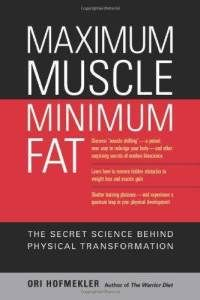 Maximum Muscle, Minimum Fat: The Secret Science Behind Physical Transformation  http://www.amazon.ca/Maximum-Muscle-Minimum-Fat-Transformation/dp/1556436890/?qid=1353978844=sr_1_2=UTF8=8-2