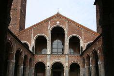 Milano, Sant'Ambrogio #Milano #Italy