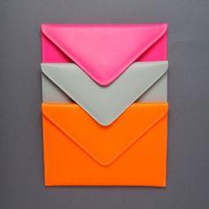 Leather iPad Mini Envelope