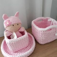 Toy Storage, Craft Fairs, Pink Grey, Crochet Baby, Kids Room, Baby Shoes, Knitting, Sewing, Toys
