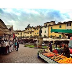Greve in Chianti, Metropolitan City of Florence, Italy for Saturday Market & Sipping Wine After I had finished my shopping, I wandered around the town a little while until about 1:30, when I decided to pop into one of the wine cafes for a sip and a snack. View on Jrrny
