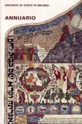 Annuario dell'Archivio di Stato di Milano. 2013 | Scalpendi Editore