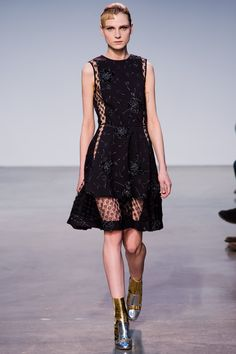 Thakoon Fall 2013 Ready-to-Wear Fashion Show - Maria Loks