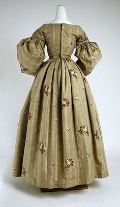 Dress  Date: ca. 1836 Culture: British