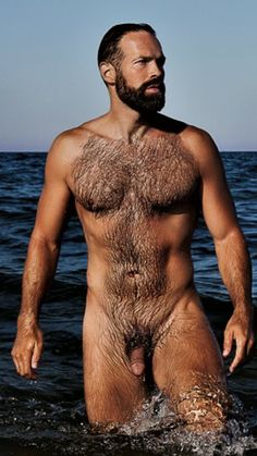 4 Hairy Men Lovers ! + 18 only.