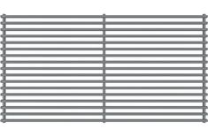 BBQ Grill Grate | 304 Grade Stainless Steel | Lifetime Warranty | USA Made 100% - Commercial