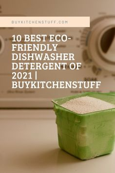 In a world that understandably demands us to 'go green' every day, it may be quite challenging to figure out how you, a typical consumer, can play your part. A popular choice these days, both for the planet and one's own health, is making the switch to eco-friendly dishwasher detergents. Find the 10 Best Eco-Friendly Dishwasher Detergent of 2021 at Buykitchenstuff. Best Dishwasher Detergent, Eco Friendly, Popular, Play, Canning, Health, Green, Health Care, Popular Pins