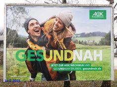 1335. - Plakat in Stockach. / 11.02.2018./