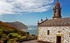 San Andrés de Teixido, A Coruña Wonders Of The World, Monument Valley, Building, Iglesias, Summer, Travel Europe, Trips, Landscapes, Scrapbook