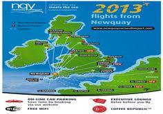 Flights From Newquay | Newquay Cornwall Airport    www.jarrang.com