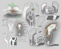 Trophy Design concept sketch Lamp Design, 3d Design, Industrial Design Sketch, Presentation Layout, Speaker Design, Sketch Markers, Wayfinding Signage, Conceptual Design, Machine Design