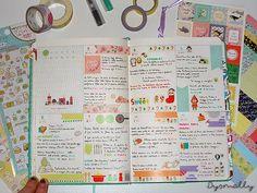 Dysmally: Scandina Week #6 + Food Diary (2015)