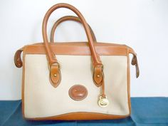 Dooney and Bourke Purse by GertrudesVintage on Etsy, $60.00