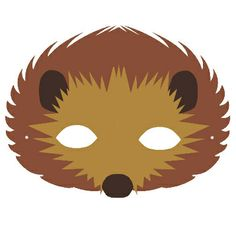 This Hedgehog children's face mask is designed by and exclusive to Blue Frog Toys. It's ideal for children and grown ups. This mask has a thin piece of elastic to hold it in place on your head. Suitable for ages 3+ Ideal for grown ups and children! Ideal Masquerade mask!