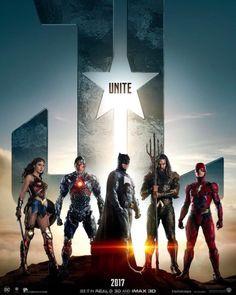 NUEVO PÓSTER DE LA JUSTICE LEAGUE ~ SUPERMANJAVIOLIVARES: NOTICIAS SUPERMAN, MAN OF STEEL, BATMAN V SUPERMAN: DAWN OF JUSTICE