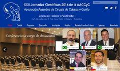 XXIII Jornadas Cientificas 2014 de la AACCyC, Ros Tower Rosario 4 y 5 de Setiembre del 2014