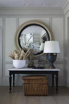 15 Interiors Turned Abstract Wall Art by a Convex Mirror — DESIGNED w/ Carla Aston